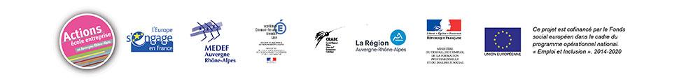 Ecole Entreprise Logo